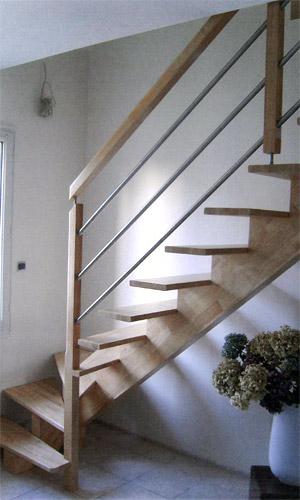escaliers olivet loiret 45. Black Bedroom Furniture Sets. Home Design Ideas